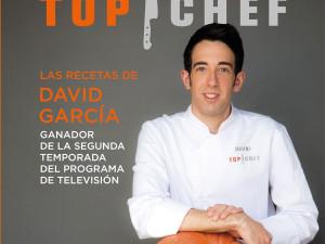 Llibre de receptes de David Garcia