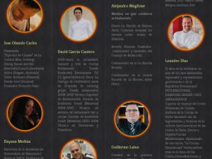 David Garcia en el Dia Internacional del Xef a Panamà
